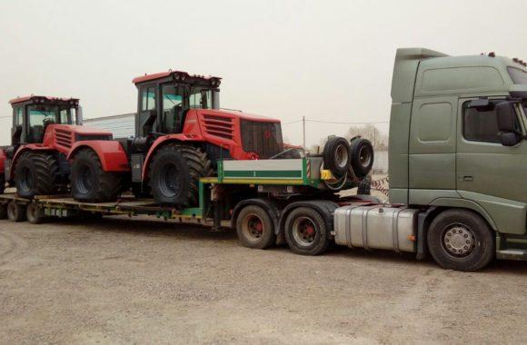 Трактор Благ - Сахалин